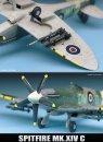 Academy Spitfire Mk.XIVc
