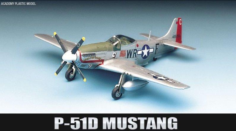 Academy P-51D Mustang
