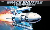 Academy Shuttle & Booster