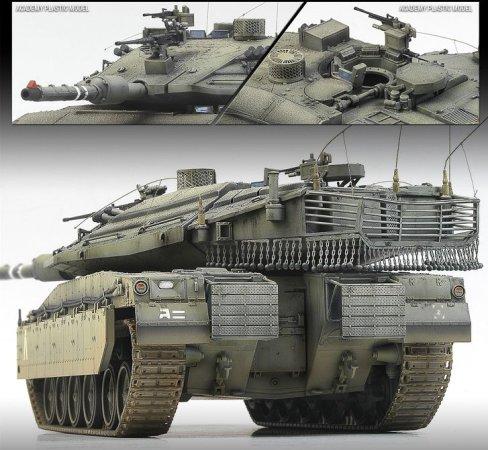 Academy Merkava Mk.IV LIC