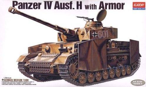Academy Panzer IV Ausf.H w/Armor