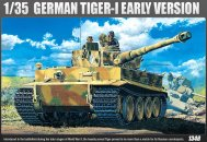 Academy Tiger I Early s inter.