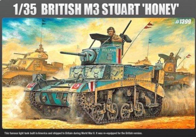 """Academy M3 Stuart """"Honey"""""""