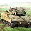 Academy Merkava Mk.IID