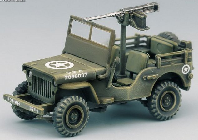 Academy Ground Vehicle Set