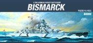 Academy Bismarck Static model