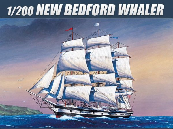 Academy New Bedford Whaler