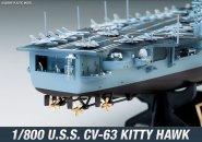 Academy USS CVN-63 Kitty Hawk