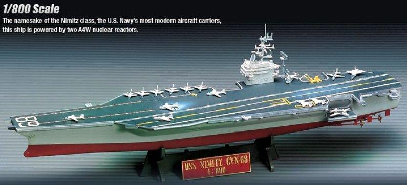 Academy USS CVN-68 Nimitz