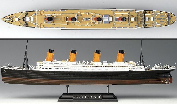 "Academy Titanic ""Centenary Anniversary"""