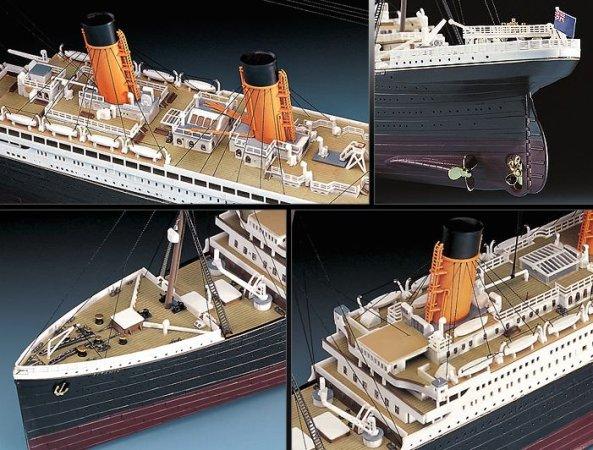 "Academy Titanic ""White Star Liner"""