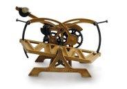 Italeri Plastikový model Leonardo Da Vinci - Měřič času (Rolling ball timer)