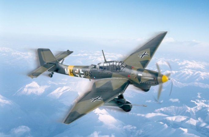 Hobby Boss Junkers Ju-87G-1 Stuka