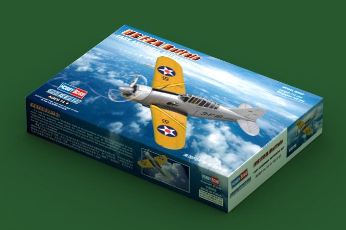 Hobby Boss US F2A BUFFALO
