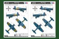 Hobby Boss F4U-7 Corsair French
