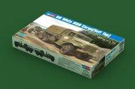 Hobby Boss US White 666 Cargo Soft Top - Výprodej