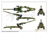 Merit US M198 155mm TOWED HOW - Výprodej