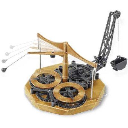 Academy Plastikový model Da Vinci - Kyvadlové hodiny (Flying Pendulum Clock)