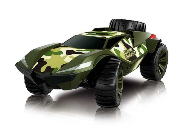 Revell RC auto REVELLUTIONS CAMO RANGER - 2,4 GHz/2 CH - military (1:14)