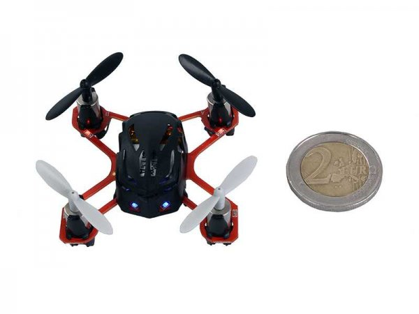 "Revell Vrtulník - Mini Quadrocopter ""Nano Quad"" (black/orange) - RC model"
