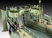 Revell Plastikový model lodě U.S. Navy Landing Ship Medium (early) - Výprodej