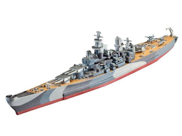 Revell Plastikový model lodě Battleship U.S.S. Missouri (WWII)