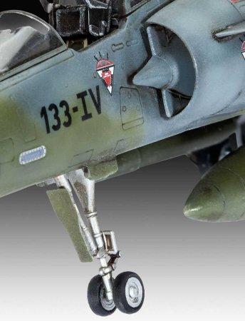 Revell Plastikový model letadla Mirage 2000D