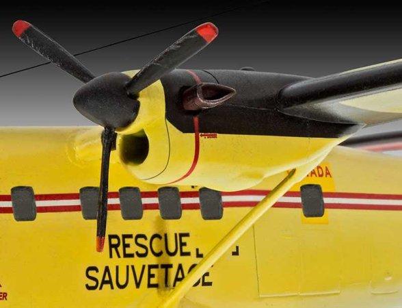 Revell Plastikový model letadla DHC-6 Twin Otter