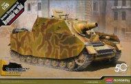 Academy Plastikový model tanku German Strumpanzer IV Brummbär Ver.Mid