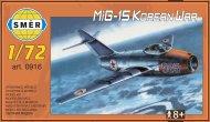Směr Plastikový model letadla MiG-15 Korean War