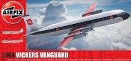 Airfix Classic Kit letadlo - Vickers Vanguard - reedice