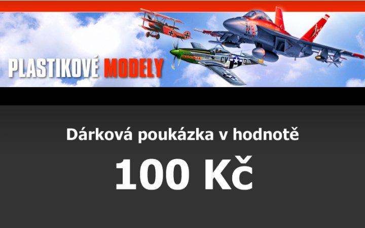 Dárková poukázka 100,- Kč