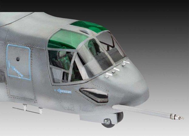 Revell Plastikový model letadla Bell MV-22 Osprey - Výprodej
