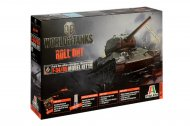Italeri Model Kit World of Tanks - T-34/85