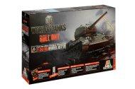 Italeri Model Kit World of Tanks - T-34/85