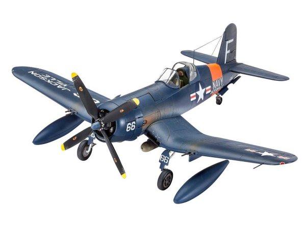 Revell Plastikový model letadla F4U-4 Corsair
