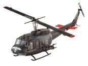 Revell Plastikový model vrtulníku Bell UH-1H Gunship