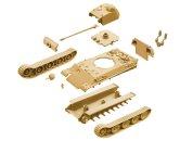 Italeri Fast Assembly tanky 7504 - Pz.Kpfw.V PANTHER Ausf.G