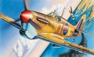 Italeri Model Set letadlo 71001 - Spitfire Mk. Vb.