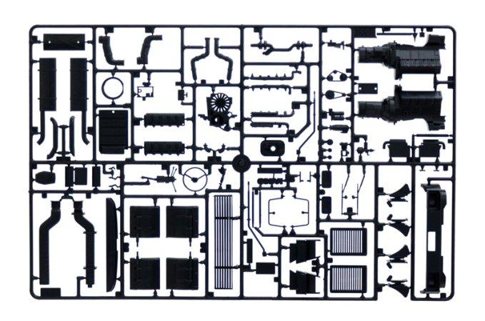 Italeri Model Kit Kamion 3912 - MAGIRUS DEUTZ 360M19 CANVAS