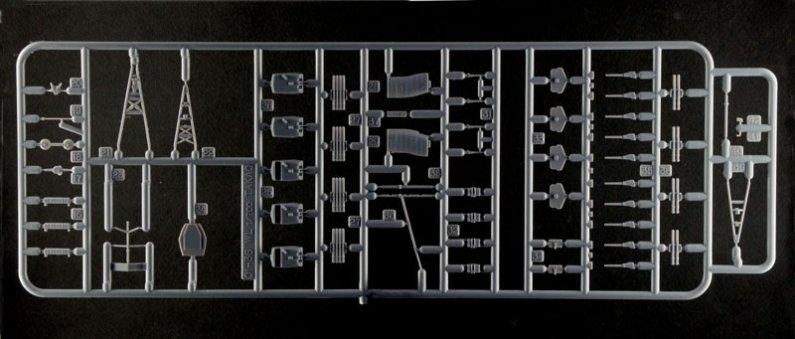Italeri Model Kit World of Warships 46502 - IJN ATAGO