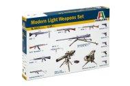 Italeri Model Kit doplňky 6421 - MODERN LIGHT WEAPON SET