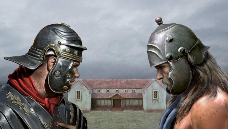Italeri Wargames hra 6115 - PAX ROMANA