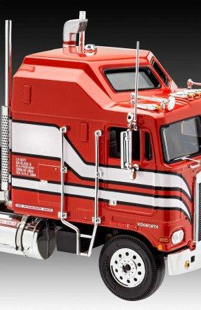 Revell Plastikový model kamionu Kenworth Aerodyne