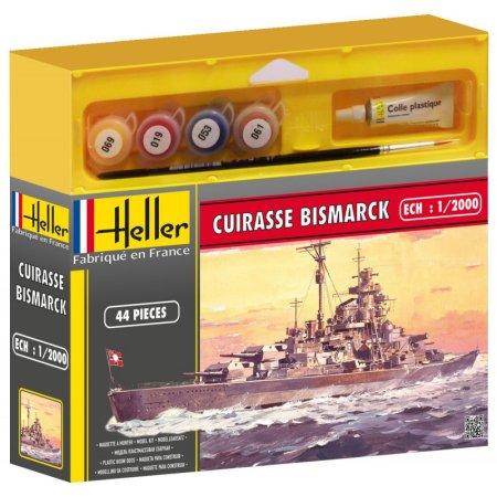 Heller Cuirasse Bismarck