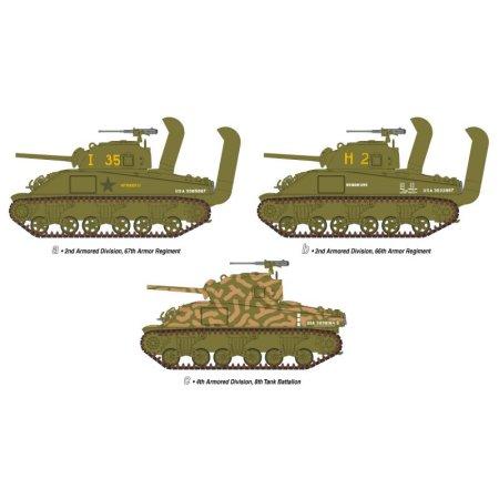 "Heller M4 Sherman ""D-DAY"""