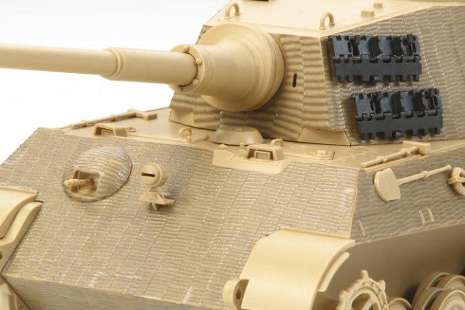 Tamiya Zimmerit Coating Sheet - King Tiger Production Turret