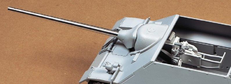 Tamiya Metal Gun Barrel Set - German Jagdpanzer IV/70(V)Lang