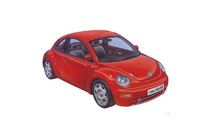 Tamiya Volkswagen New Beetle