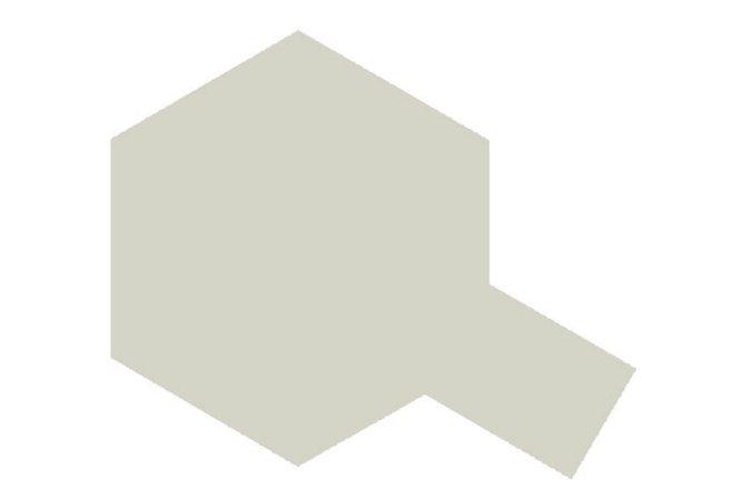Tamiya Barva ve spreji lesklá - Stříbrná (Titanium Silver) TS-88